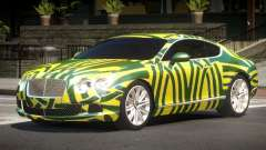 2013 Bentley Continental GT Speed PJ1 для GTA 4