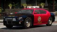 Bravado Buffalo Police V1.0 для GTA 4