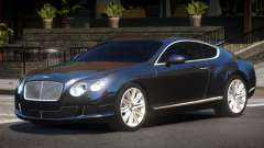 2013 Bentley Continental GT Speed V1.0 для GTA 4