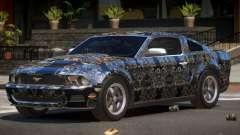 Ford Mustang E-Style PJ4 для GTA 4