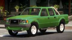 Ford Ranger V1.1 для GTA 4