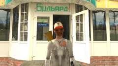 Николай Добрынин (в роли Митяя Буханкина) v3 для GTA San Andreas