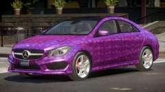 Mercedes Benz CLA V1.0 PJ2 для GTA 4