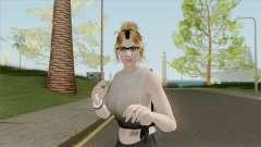 Random Female V4 (GTA Online) для GTA San Andreas