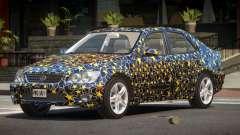 Lexus IS300 LS PJ4 для GTA 4