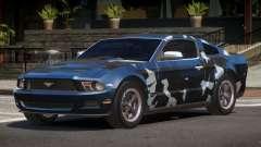Ford Mustang E-Style PJ2 для GTA 4