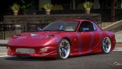 Mazda RX-7 E-Tuning PJ3 для GTA 4