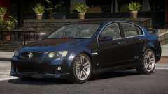 Holden Commodore FBI для GTA 4