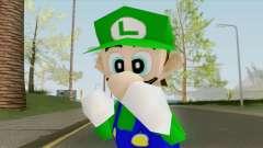 Luigi (Mario Party 3) для GTA San Andreas
