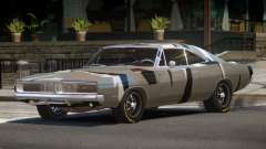 1968 Dodge Charger RT V1.1 PJ4 для GTA 4