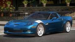 Chevrolet Corvette GS для GTA 4