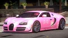 Bugatti Veyron SS PJ4 для GTA 4