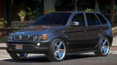 BMW X5 S-Style SR для GTA 4