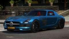 Mercedes Benz SLS V2.1 для GTA 4