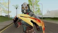 Head Hunter (Free FIre) для GTA San Andreas