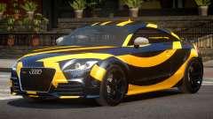 Audi TT R-Tuning PJ3 для GTA 4