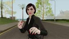 Karen Daniels V2 GTA V для GTA San Andreas