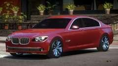 BMW 750Li V2.1 для GTA 4