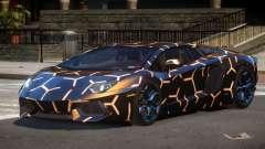 Lamborghini Aventador LP700 SR PJ3 для GTA 4