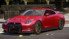 Nissan GT-R ZT для GTA 4