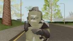 Zeal Green Dozer (PAYDAY 2) для GTA San Andreas