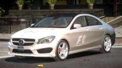 Mercedes Benz CLA V1.0 PJ6 для GTA 4