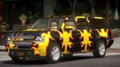 Chevrolet Suburban V2.1 PJ5 для GTA 4