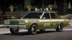 Dodge Diplomat Police V1.2 для GTA 4
