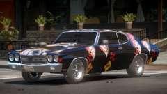 Chevrolet Chevelle ST PJ3 для GTA 4