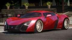 Marussia B2 GT-Sport для GTA 4