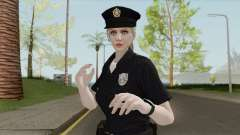 Rubia Policeman V1 (Bugstars Equipment) для GTA San Andreas