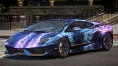 Lamborghini Gallardo Qz PJ2 для GTA 4