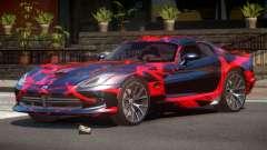 Dodge Viper GTS SV PJ2 для GTA 4
