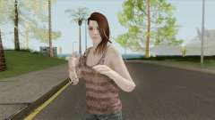 Shelly (The Last of Us: Left Behind) для GTA San Andreas
