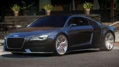 Audi R8 E-Tuning для GTA 4