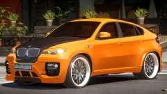 BMW X6 R-Tuning для GTA 4