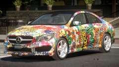 Mercedes Benz CLA V1.0 PJ5 для GTA 4