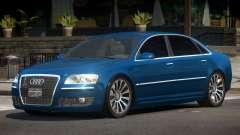Audi A8 QZ для GTA 4