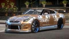 Nissan GT-R SE PJ6 для GTA 4