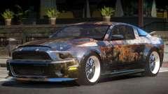 Shelby GT500 SR PJ4 для GTA 4