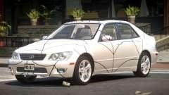 Lexus IS300 LS PJ5 для GTA 4