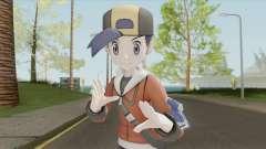 Ethan (Pokemon Gold) для GTA San Andreas