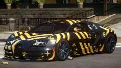 Bugatti Veyron SS PJ3 для GTA 4