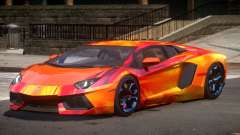 Lamborghini Aventador LS PJ3 для GTA 4
