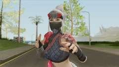 Blood Moon Kunoichi для GTA San Andreas