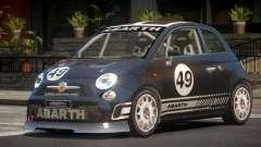 Fiat 500 L-Tuned PJ2 для GTA 4