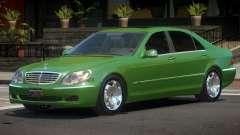 Mercedes Benz S600 V1.2 для GTA 4