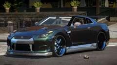 Nissan GT-R SE для GTA 4