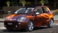Fiat Punto RS PJ1 для GTA 4