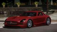 Mercedes SLS R-Tuning для GTA 4